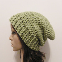 Everyday Slouch Hat  Sweet Pea