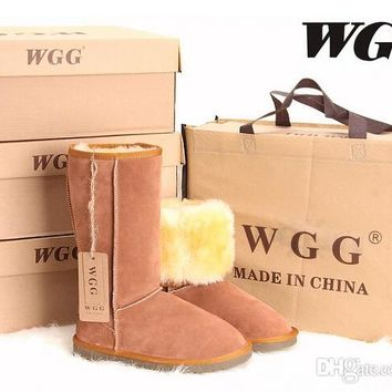Free shipping 2017 High Quality Ugg Women's Classic tall Boots Womens boots Boot Snow boots Winter boots leather boots boot US SIZE 5--12