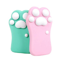 Cute Cat Paw iPhone Case
