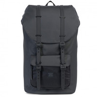 Studio Collection Little America Backpack Black Poly Coat / Black