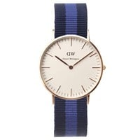 Daniel Wellington - Women CLASSIC SWANSEA Rose Watch  - ModaVee