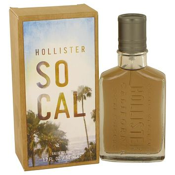 Hollister Socal Cologne Spray By Hollister For Men
