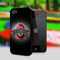 Ohio State basketball team Logo - Print On Hard Cover For iPhone 5
