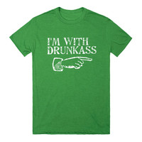 I'm With Drunkass St. Patrick's Day