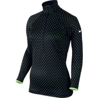 Under Armour Women's ColdGear Cozy Printed Quarter Zip Long Sleeve Shirt - Dick's Sporting Goods