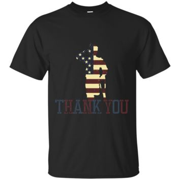 Thank you Heroes in our Memorial Day Veterans DAD T-shirt