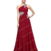 Chiffon Formal Prom or Elegant Evening Dress