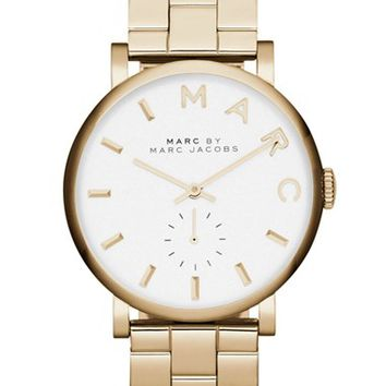 Women's MARC BY MARC JACOBS 'Baker' Bracelet Watch, 37mm