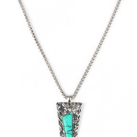Jade Pool Necklace - Trendy Jewelry at Pinkice.com