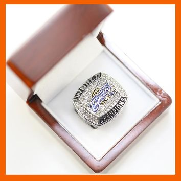 2016 CLEVELAND CAVALIERS NATIONAL BASKETBALL HIGH QUALITY MVP LEBRON CHAMPIONSHIP RING US SIZE 8 9 10 11 12 13 14 AVAILABLE