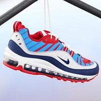 Nike Air Max 98 OG Fashion New Hook Sports Leisure Running Shoes Men