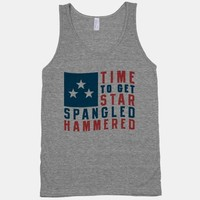Star Spangled Hammered (Tank)