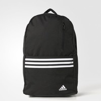 adidas Versatile 3-Stripes Backpack - Black | adidas UK