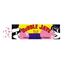 Juicy Jay's Bubble Gum Regular Size Rolling Papers - Single Pack