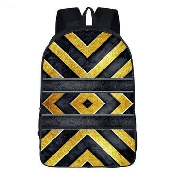 16 Inch Fashion Personalized Shoulderbag Students School Bag#780Kids Backpack For Teenagers Boys Girls