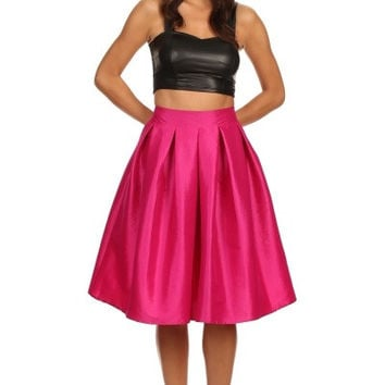 Pleat Me Skirt