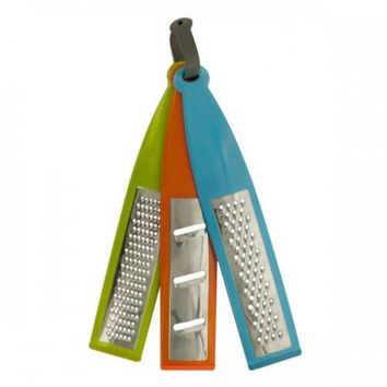 Cheese Grater Paddle Set On Ring