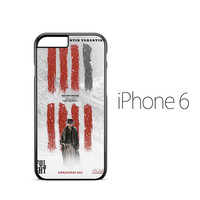 The Hateful Eight Walton Goggins iPhone 6 Case