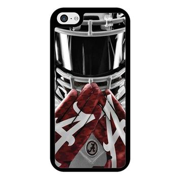 Alabama Crimson Tide Ncaa Football 5 iPhone 5/5S/SE Case