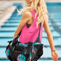 Bungee Pocket Duffle - PINK - Victoria's Secret
