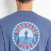 Wave Boarder Graphic T-Shirt