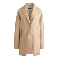 J.Crew Womens Bonded Cotton Trench Coat