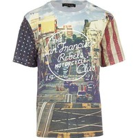 San Francisco All Over Print T-Shirt