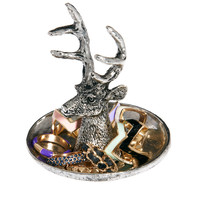 ASOS Stag Jewellery Holder & Ring Dish