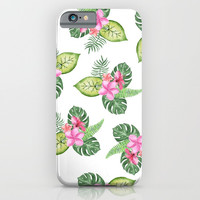 tropical iPhone & iPod Case by Sylvia Cook Photography