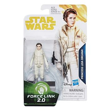 Princess Leia Organa Force Link 2.0 Star Wars 3.75 Inch Figure