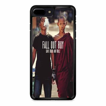 Fall Out Boy Save Rock And Roll iPhone 8 Plus Case