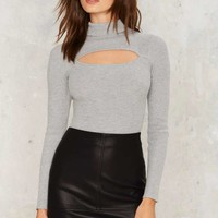 Beckett Ribbed Crop Top