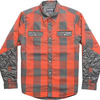 Flylow Sinclair Insulated Flannel - Men's - Free Shipping - christysports.com