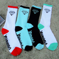 Diamond Supply Socks
