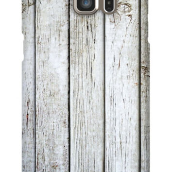 Rustic Wood Galaxy S6 Edge Plus Slim Case