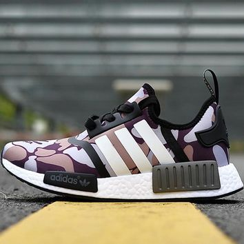 Adidas Nmd Women Fashion Trending Running Sports Shoes Sneakers-10