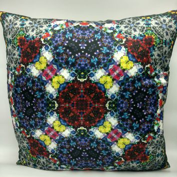 Silk Satin 16mm Pillow Cover 1 - 24x24 Inches