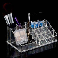 SZS Hot Cosmetic Organizer Makeup Organizer Storage Rack order 16 subjects NEW