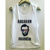 Abraham Drankin - RWL - Ruffles with Love - Womens Fitness Clothing - Workout Tank