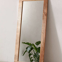 Ashton Mango Wood Mirror | Urban Outfitters
