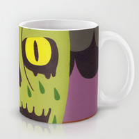 Misery Mug by Jack Teagle