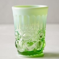 Opalescent Tumbler by Anthropologie