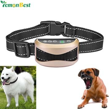 LemonBest Anti Bark Collar
