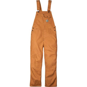 Brixton Patterson Overall - Men's Copper,