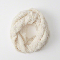 Womens Faux Fur Convertible Cowl | Womens Clearance | Abercrombie.com
