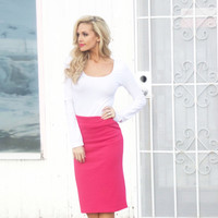 Favorite Pencil Skirt