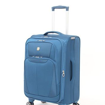 "SwissGear Baden 20"" Expandable Spinner Suitcase"