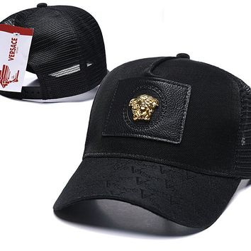 VERSACE Golf Baseball Cap Hat