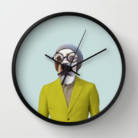 Polaroid N°11 Wall Clock by Francesca Miele (Natt)