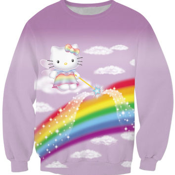 Rainbow Fairy Sweatshirt